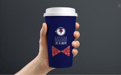 轻饮品牌 | 洛未咖啡餐饮品牌...