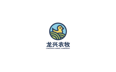 农牧业logo设计