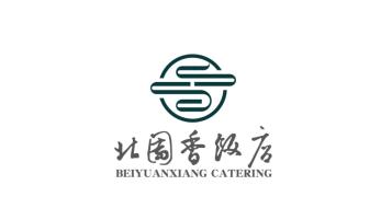 北园香饭店LOGO设计