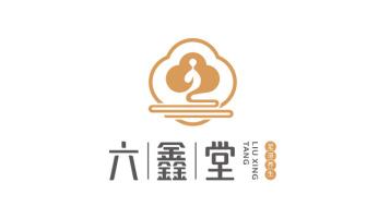 六鑫堂足道养生品牌LOGO设计