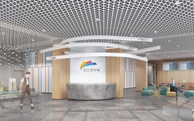 LSN鹿森设计-商业空间售楼设...