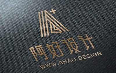 上海设计公司logo:阿好设计