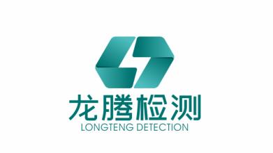 龍騰檢測品牌LOGO設計