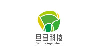 旦马农产品食品品牌LOGO设计
