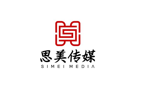 思美传媒logo设计
