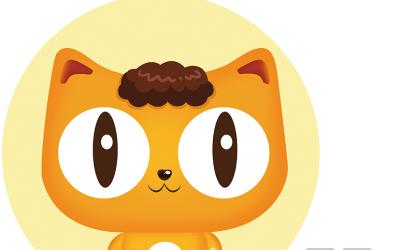 网红猫 卡通形象乐天堂fun88备用网站