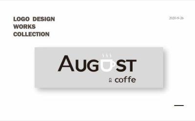 八月咖啡LOGO亚博客服电话多少