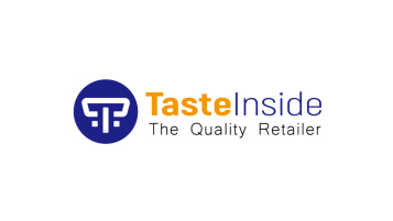 Tastelnside零售品牌LOGO設計