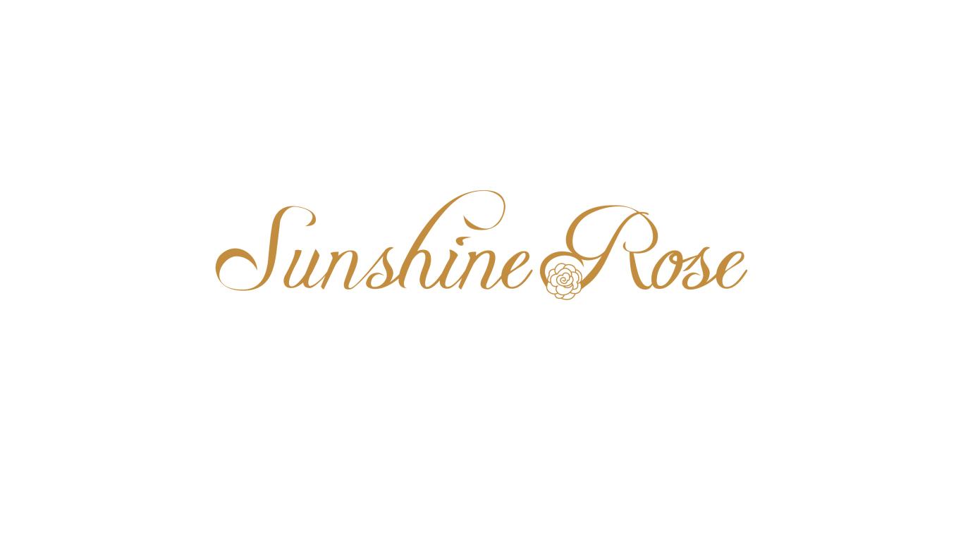 Sunshine Rose日化品牌LOGO乐天堂fun88备用网站中标图2