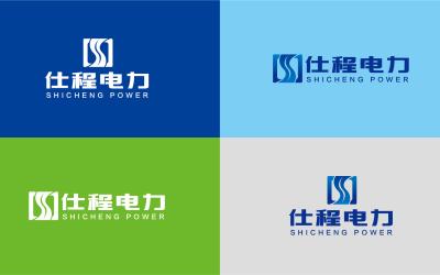 电力工程logo提案