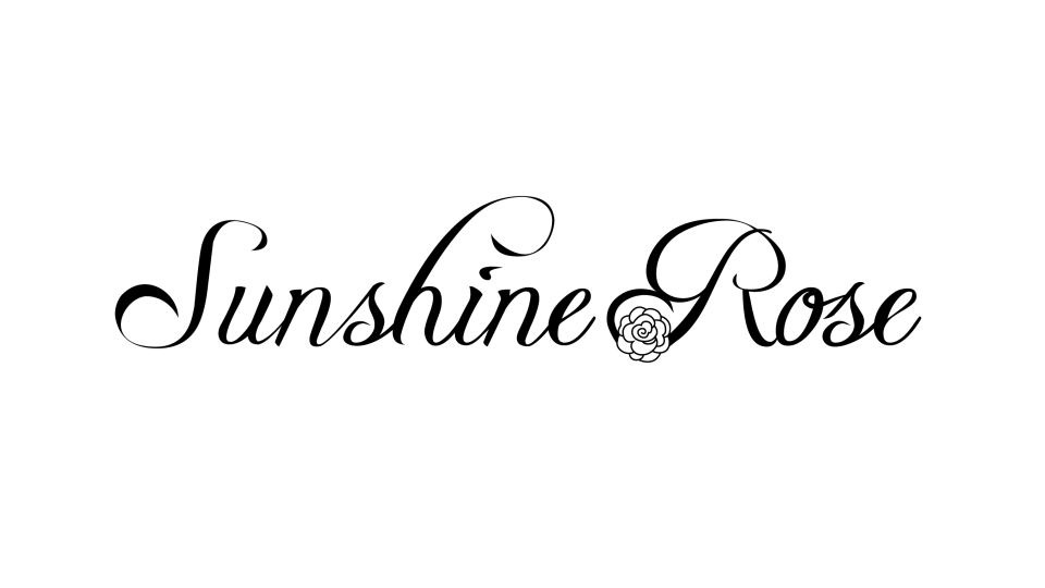 Sunshine Rose日化品牌LOGO设计