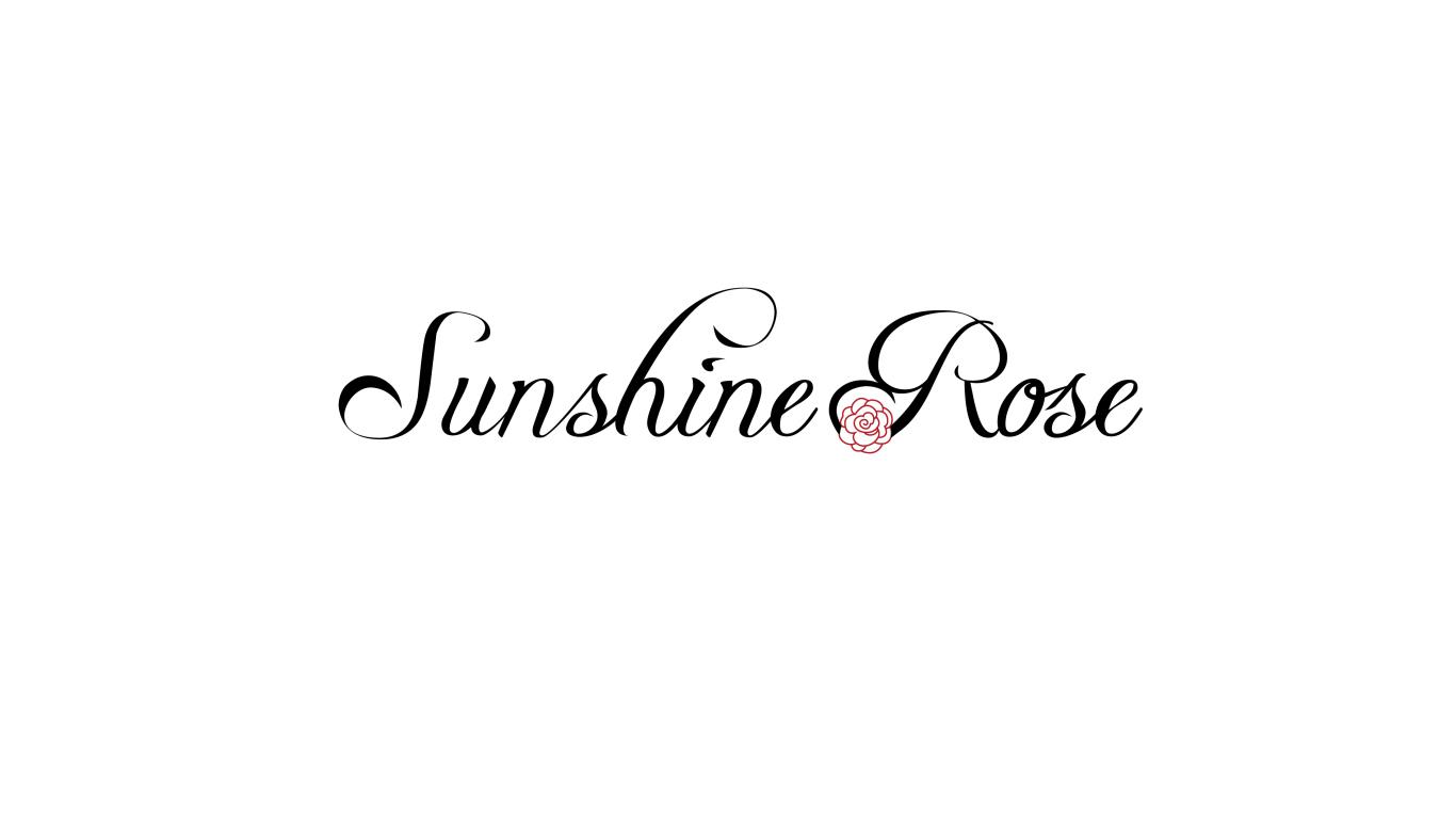 Sunshine Rose日化品牌LOGO乐天堂fun88备用网站中标图3