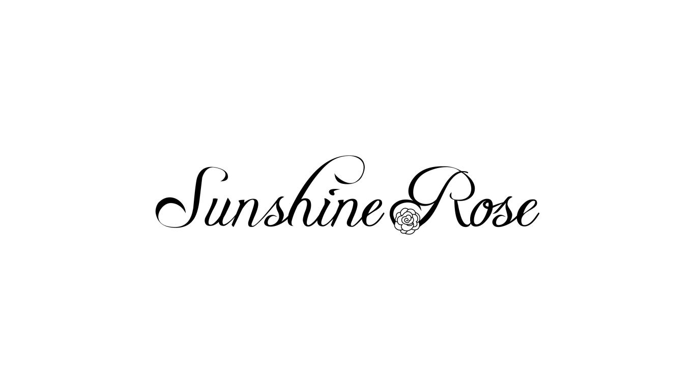 Sunshine Rose日化品牌LOGO乐天堂fun88备用网站中标图0