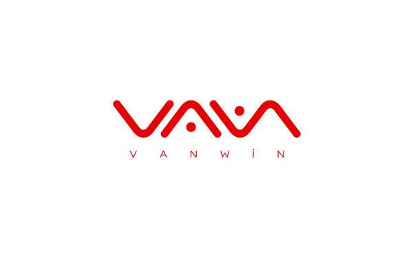 vanwin品牌logo设计
