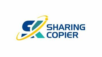 SHARINGCOPIER科技品牌LOGO設計