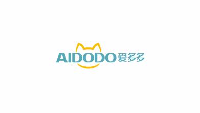 愛多多寵物食品品牌LOGO設計