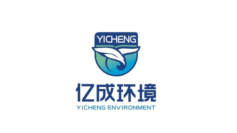亿成环境公司LOGO设计
