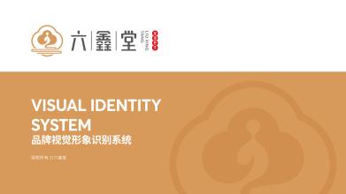 六鑫堂品牌VI設計