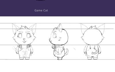 GameG IP形象设计