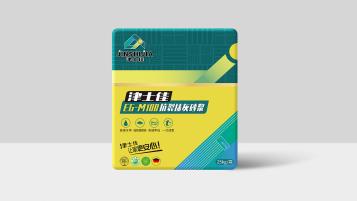 津士佳EG-G200水性多效界面剂品牌包装设计