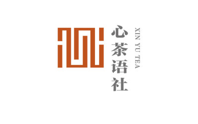 心茶语社茶叶行业logo乐天堂fun88备用网站