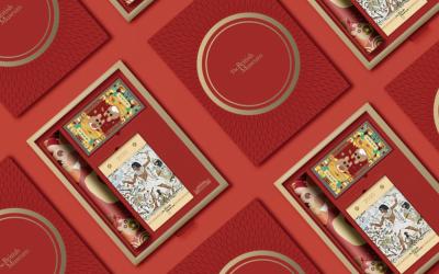 大英博物馆鼠年礼盒文创产品及包...