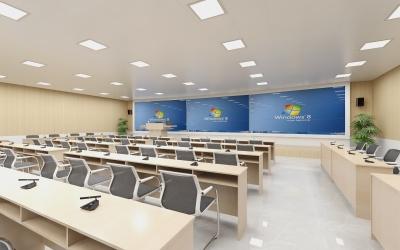 医院VI及空间设计