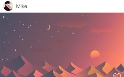 社交app设计-ui圈
