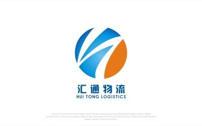 物流公司Logo設計