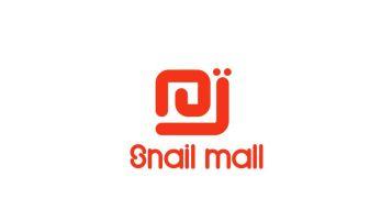 snail mall線上APP平臺LOGO設計
