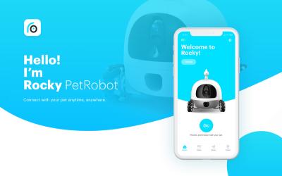 Rocky宠物机器人App乐天堂fun88备用网站