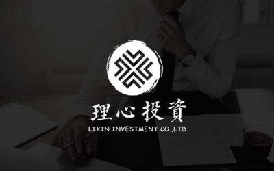理心投资logo设计