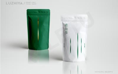 绿知芽白茶品牌设计