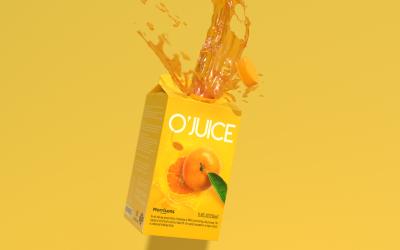 食品果汁饮料包装设计
