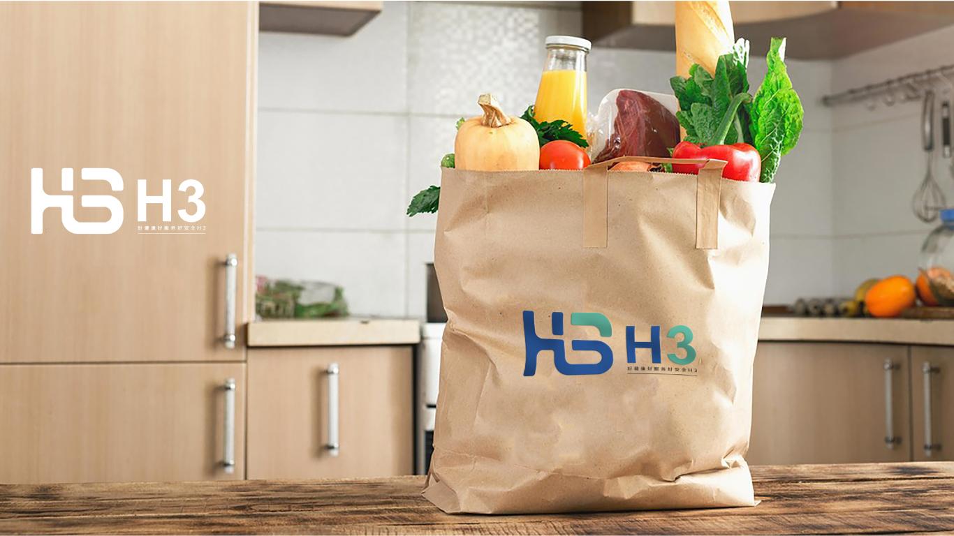 H3食品品牌LOGO设计中标图6