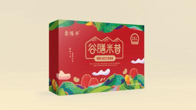 袁隆平谷膳米昔品牌包装亚博客服电话多少