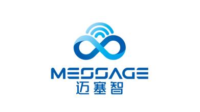 迈塞智科技通讯服务品牌LOGO设计
