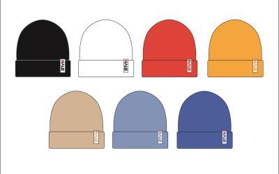 滑雪帽设计