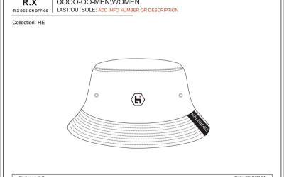 渔夫帽设计