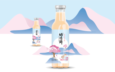 饮品类包装设计
