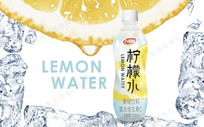 達利園-檸檬水產品包裝設計
