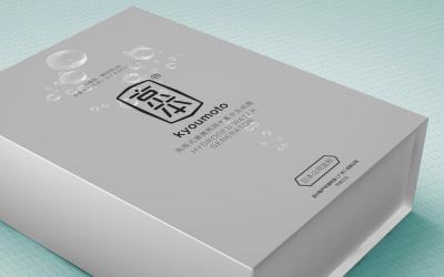 京本品牌便携式水素水生成器商标...