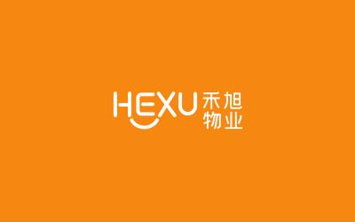 禾旭物业logo