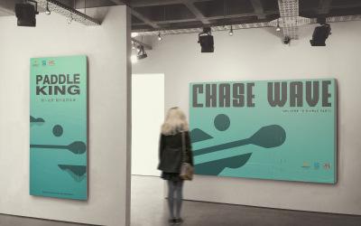 Chasewave皮划艇竞赛品...