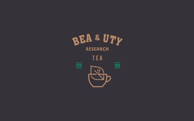 茶科顏究所品牌形象設計