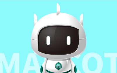 機器人吉祥物