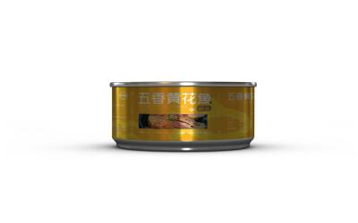 鱼罐头包装