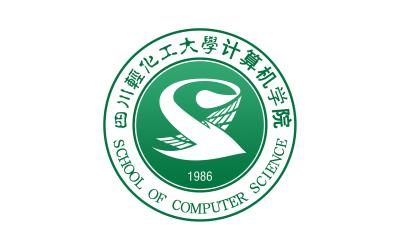 四川轻化工大学计算机学院院徽设...