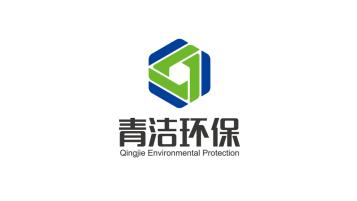 清洁环保科技公司LOGO设计