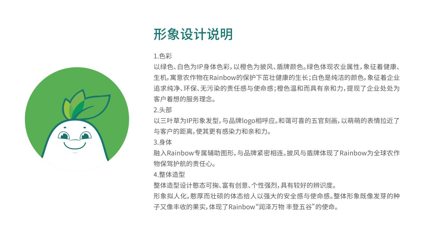 潤豐化工公司吉祥物設計中標圖1